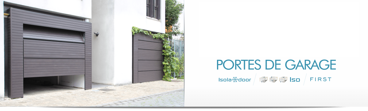 Portes de garage sectionnelles sda portes de garage for Porte de garage 60 mm