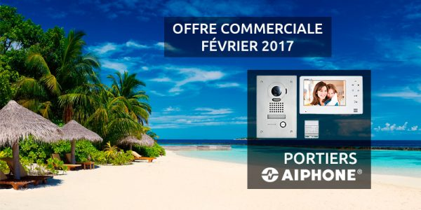 Offre commerciale SDA AIphone 2017